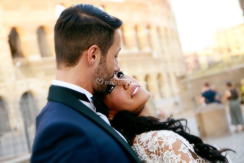 Matrimonio-reportage-Colosseo