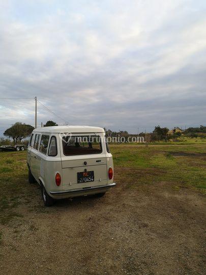 Fiat Pulmino 900 t - 7 posti