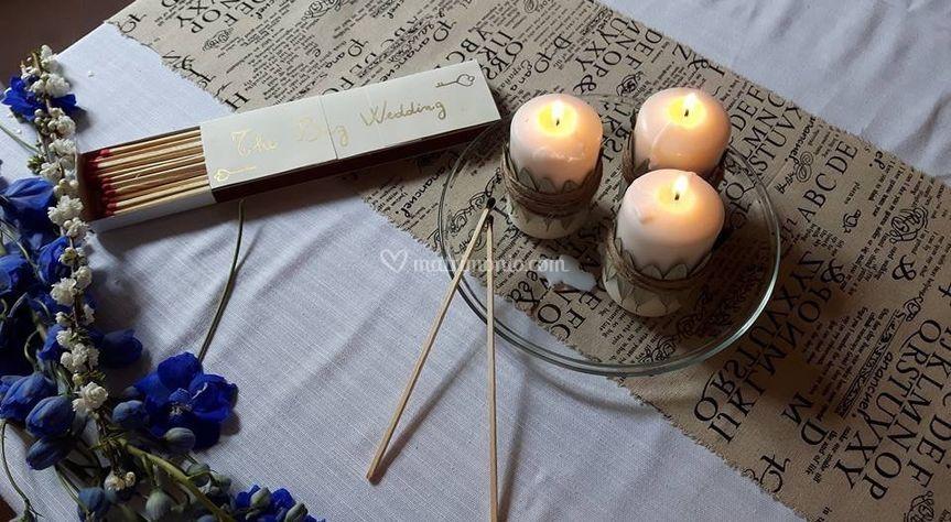 Simboli di una cerimonia