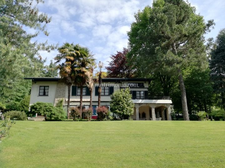 Foto istituzionale - villa