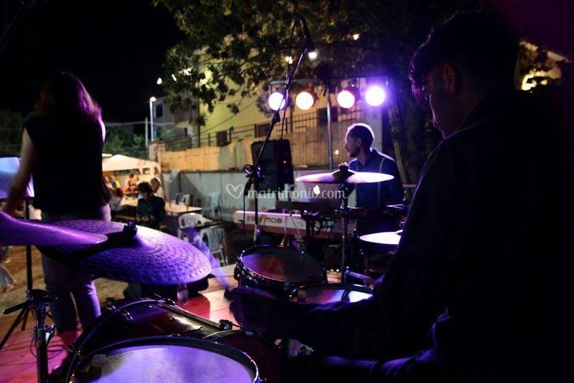 Filippo - batteria, percussioni