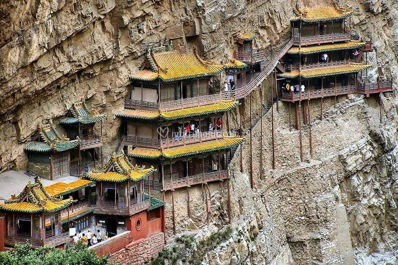Tempio sospeso Cina