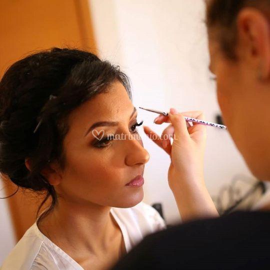 Elisa Frau Make-up Artist