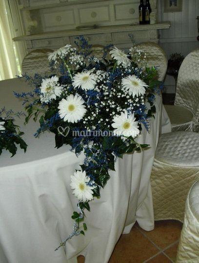 Ornamento di fiori