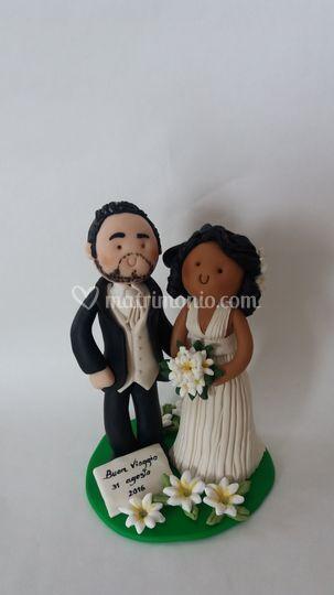 Sposi stilizzati