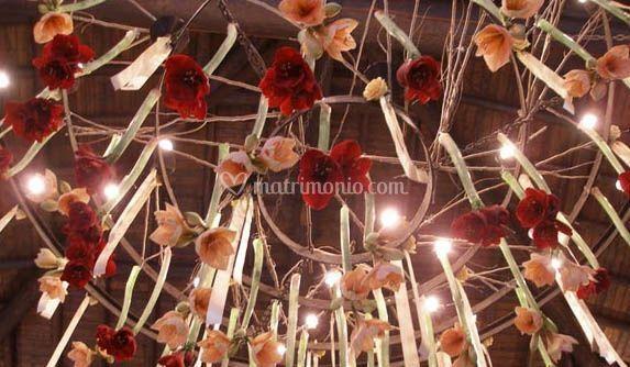Installazioni floreali