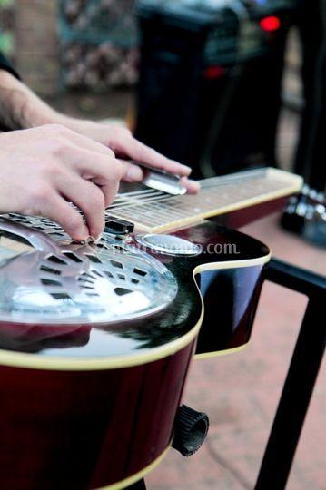 Slide guitar - dobro