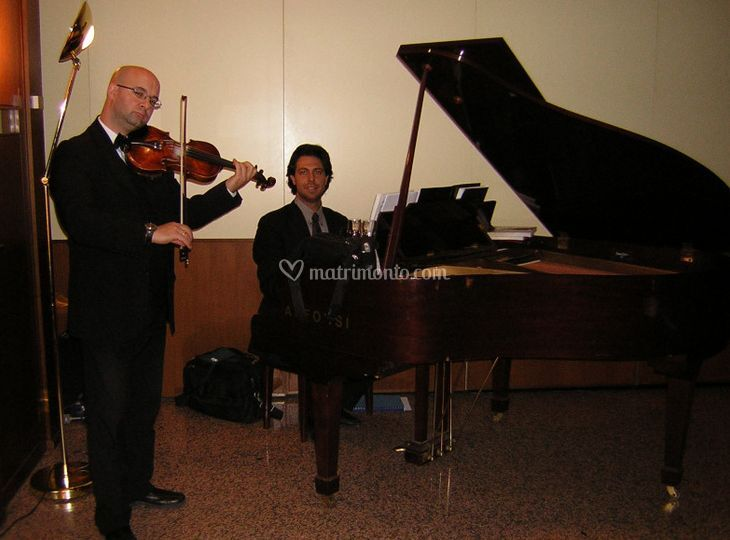 Live violino e pianoforte