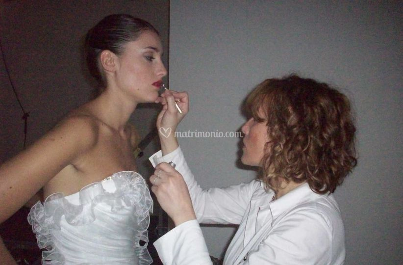 Sfilata moda 2009/10 spose