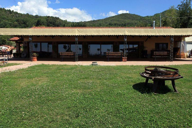 Sala Panoramica Dehors