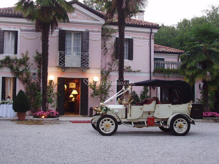 Ristorante al Palazzino, a casa di Lucia Pavin
