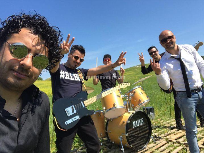 AlexD Band