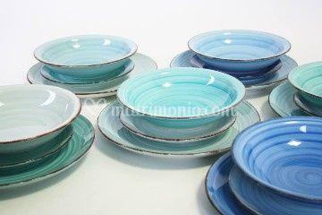 Servizi ceramica