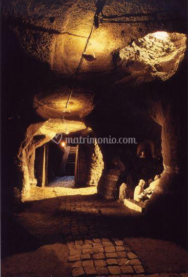 La grotta degli sposi