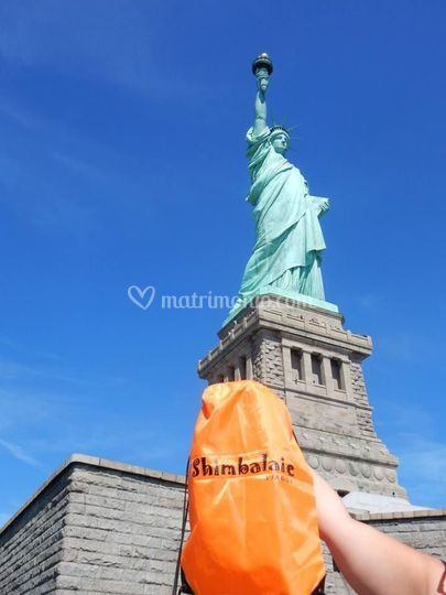 Shimbalaie Bag a New York