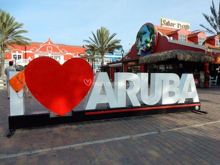 Shimbalaie Bag ad Aruba