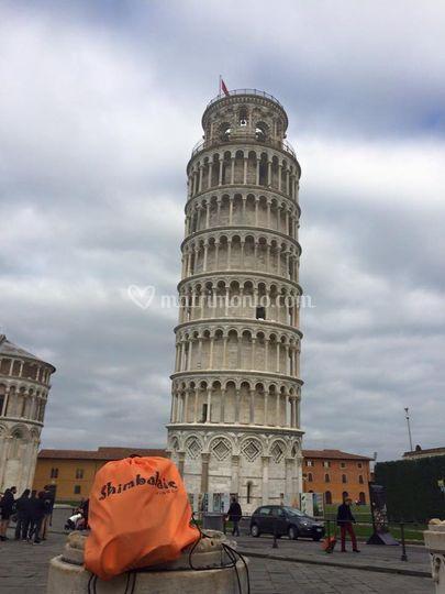 Shimbalaie Bag a Pisa