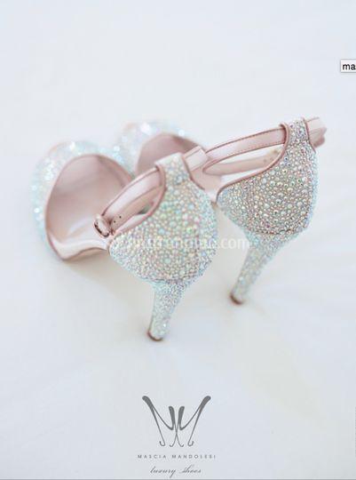 prezzo più economico ultima vendita fascino dei costi Mascia Mandolesi Luxury Shoes