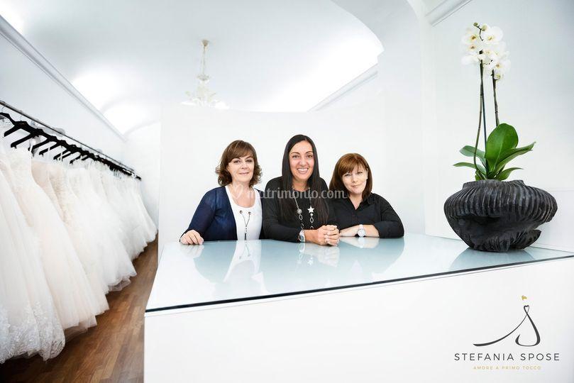Team Stefania Spose