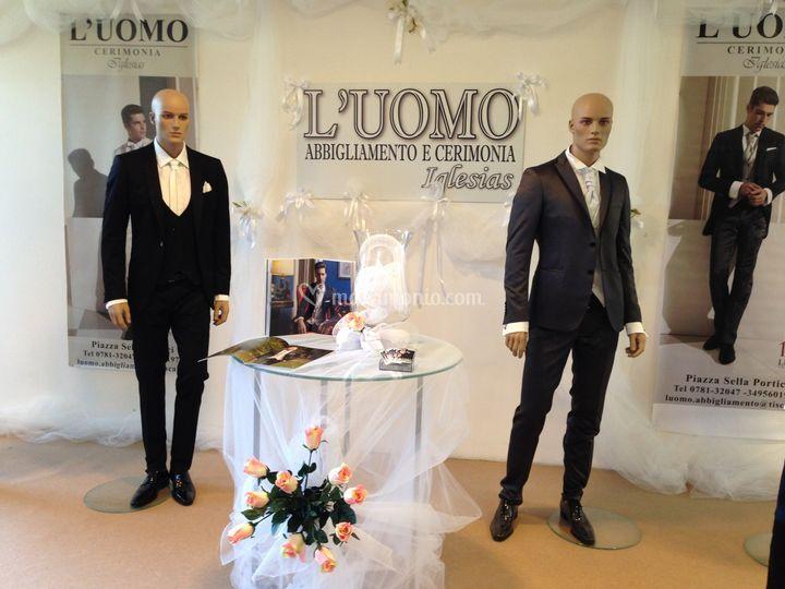 L'Uomo Abbigliamento&Cerimonia Sposo