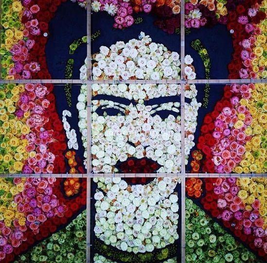 Dancefloor Frida khalo