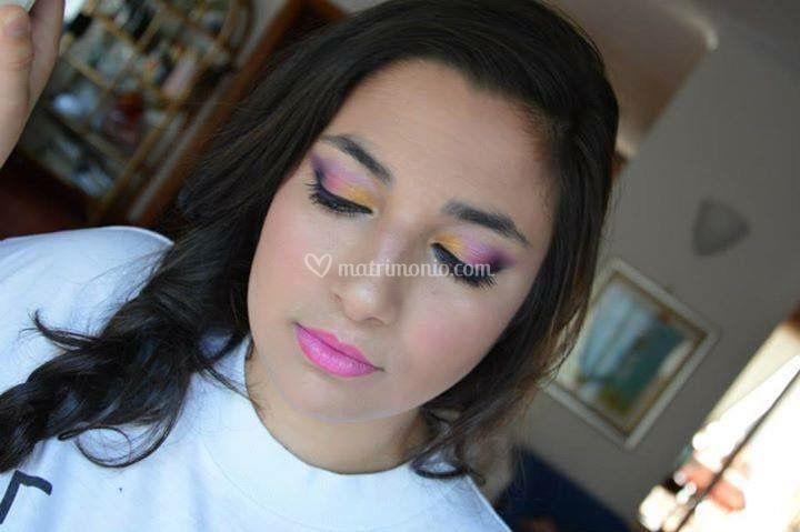 Make-up Mariapaola Lendi