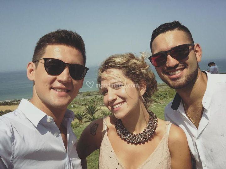 Happy Matrimonio Staff