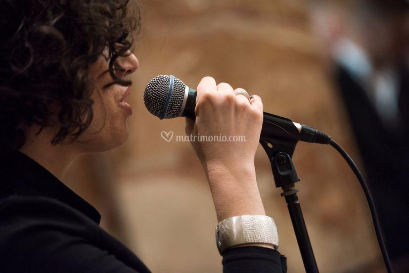 Anna P. - voce duo cerimonia