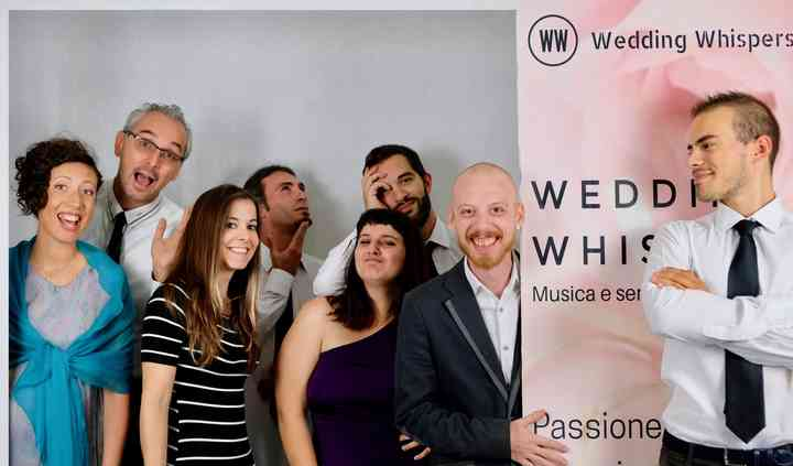 Equipe Wedding Whispers 2019