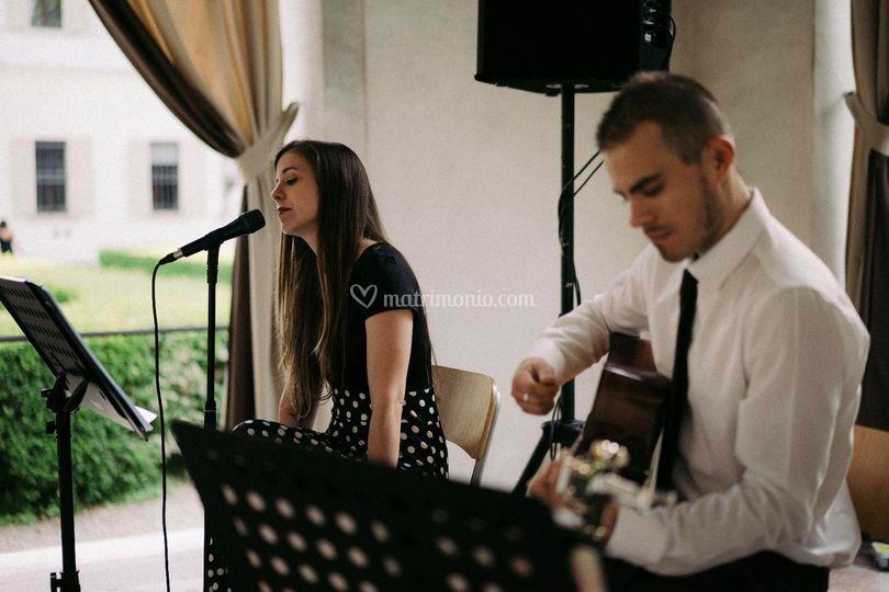 Simona e Matteo