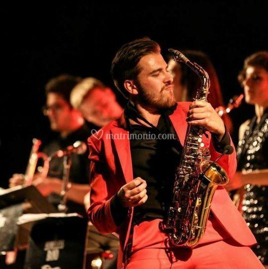 Alberto Mattei - Sax Emotion