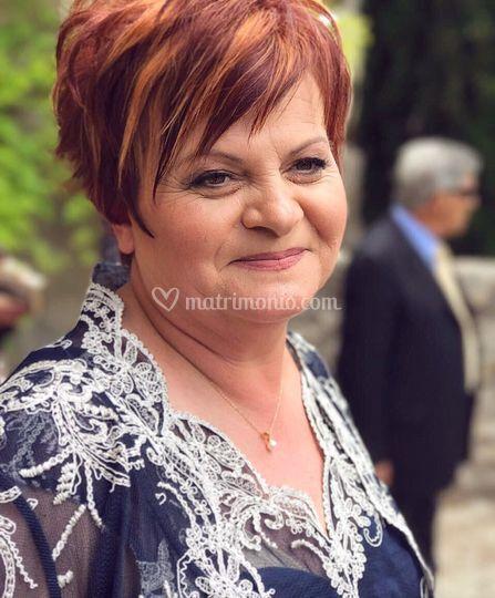 Make-up mamma dello sposo