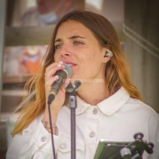 Caterina, Voce