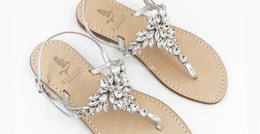 Sandali da sposa MELANIA