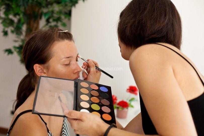 Ilaria Peebes Make-Up