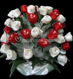 Romantica - fiore in confetto
