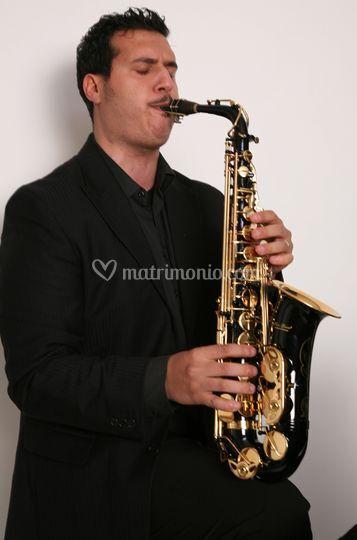 Lorenzo: il Sax