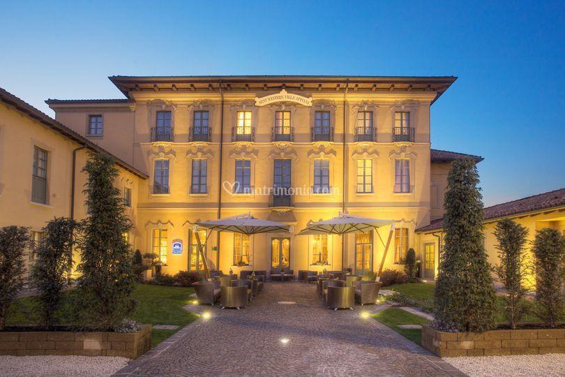 La Villa di Best Western Villa Appiani