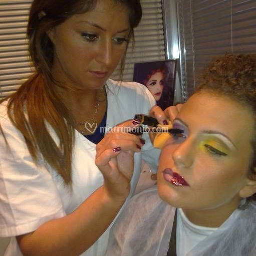 Sweet life make up artist