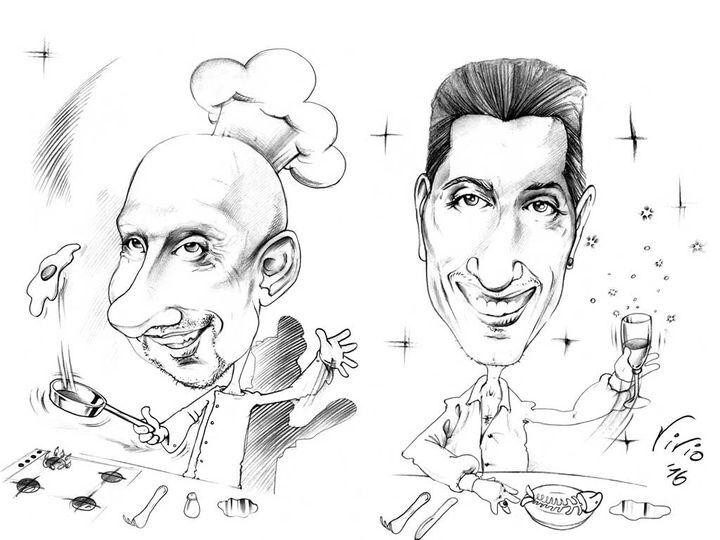 Art Magic Caricature & Micromagia