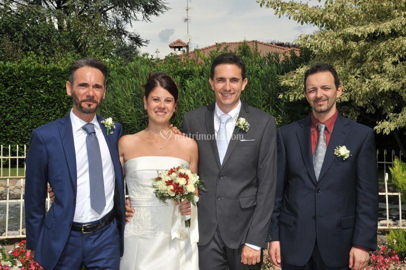 Invitati alle loro nozze!