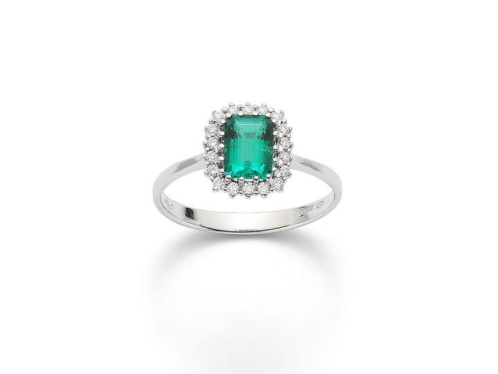 Smeraldo e Diamanti Miluna