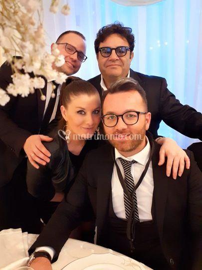 Quartetto con Tina Guida