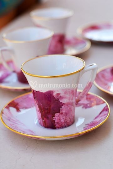 Set 'rose' set composto da 2 t