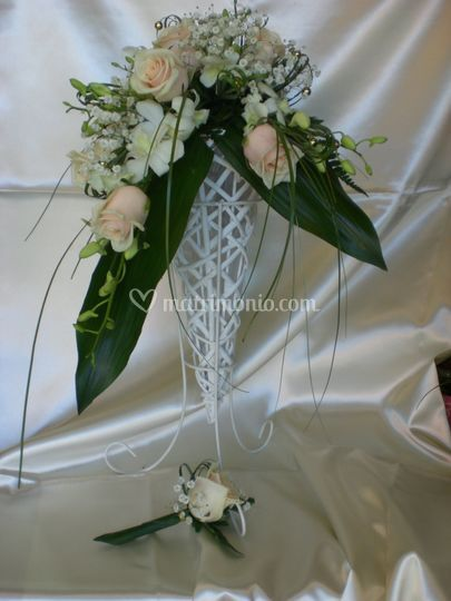 Bouquet e bottoniera