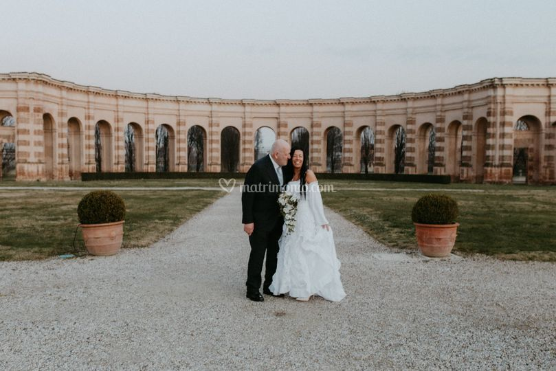 Matrimonio Palazzo Te