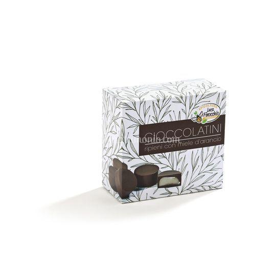 Cioccolatini al miele