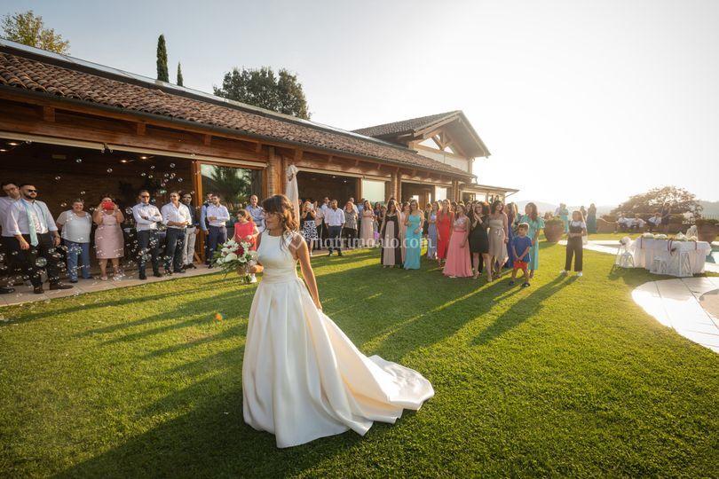 Matrimonio a Cocconato d'Asti