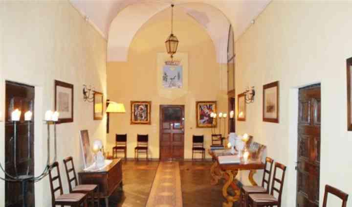 Corridoio Villa Peyrano