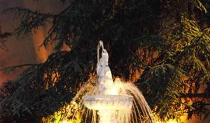 Fontana esterna